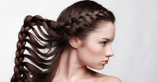Коса — девичья краса. Сделай оригинальную прическу сама и будь неотразима!