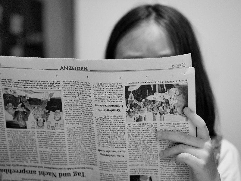 немецкая газета