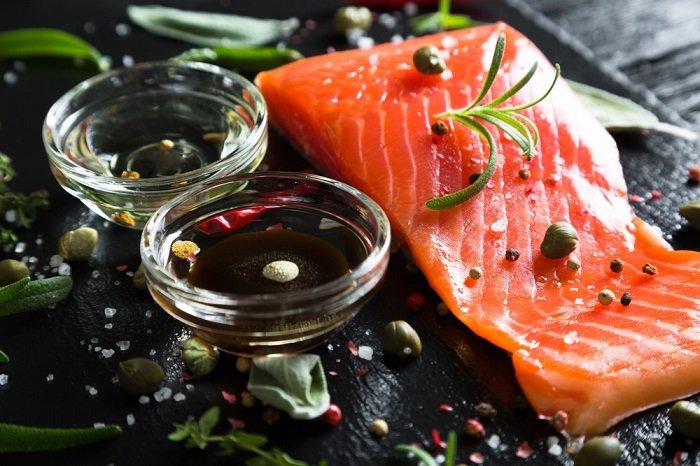 Всего 15 минут потребуется, чтобы красная рыба была готова к подаче на стол. Золотой рецепт маринада!