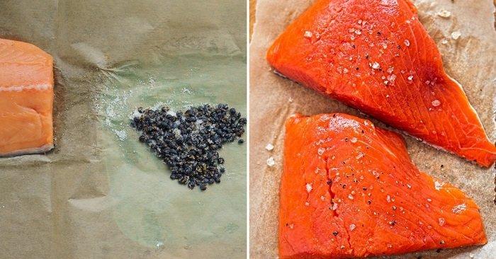 как засолить рыбу скумбрию