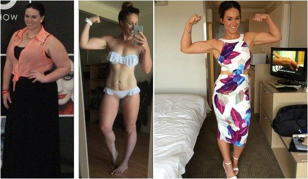 Как полюбить себя и похудеть