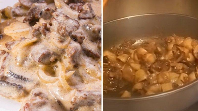 Как жарить грибы в домащних условиях: еврейский рецепт