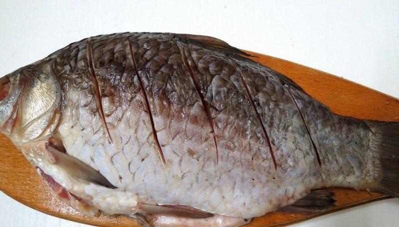 в чем жарить рыбу