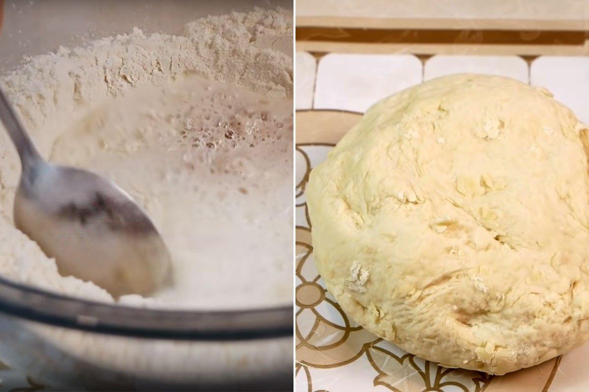 как быстро приготовить жареные пирожки