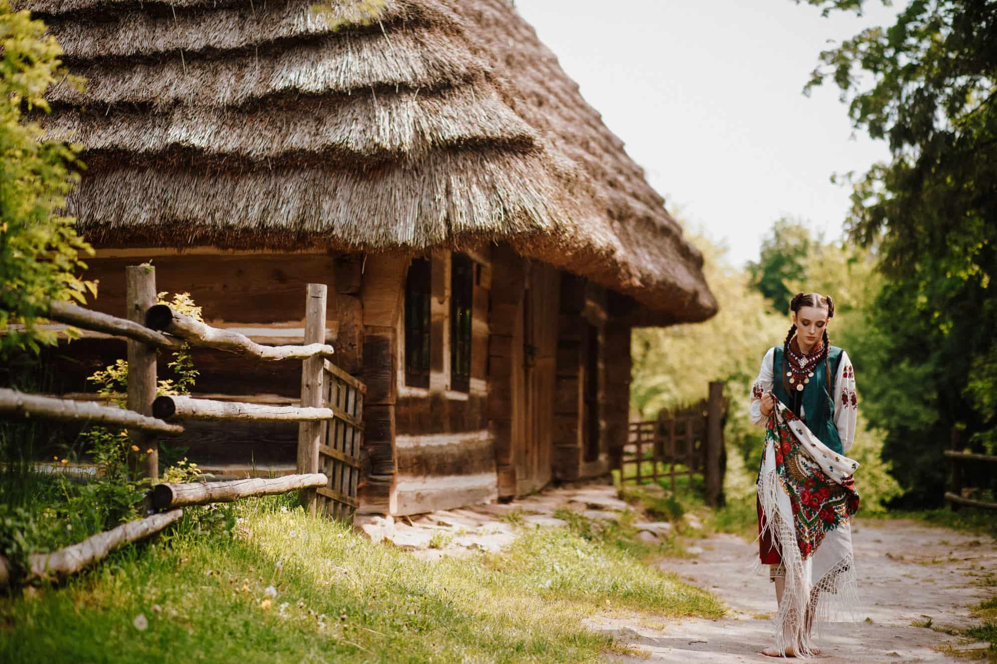 Каким был крестьянский быт в глухих селах на самом деле