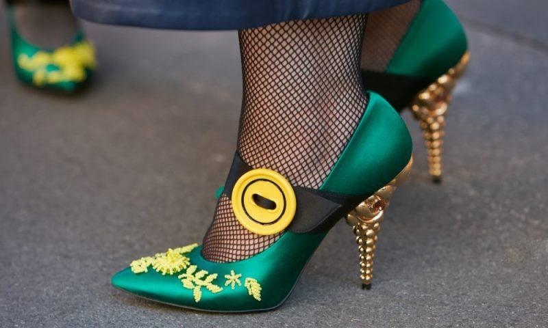 какая обувь в моде