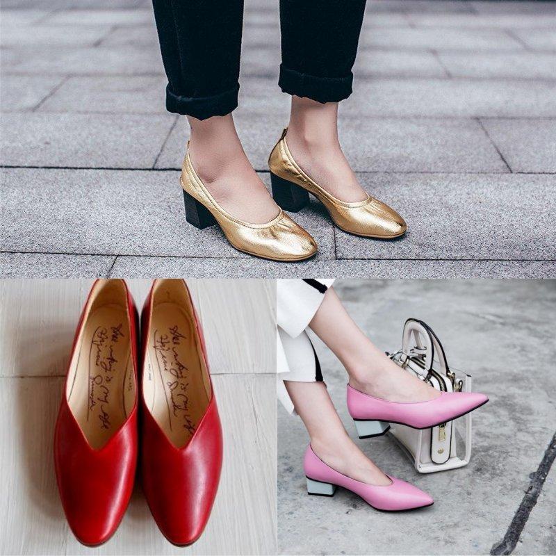 какая обувь в моде весной 2018