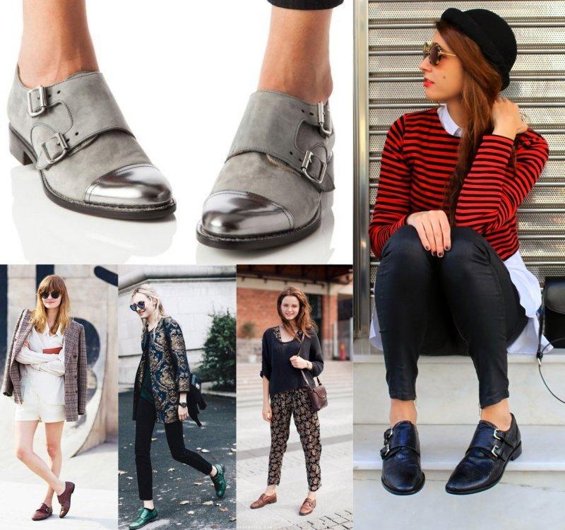 какая обувь модная на весну 2018