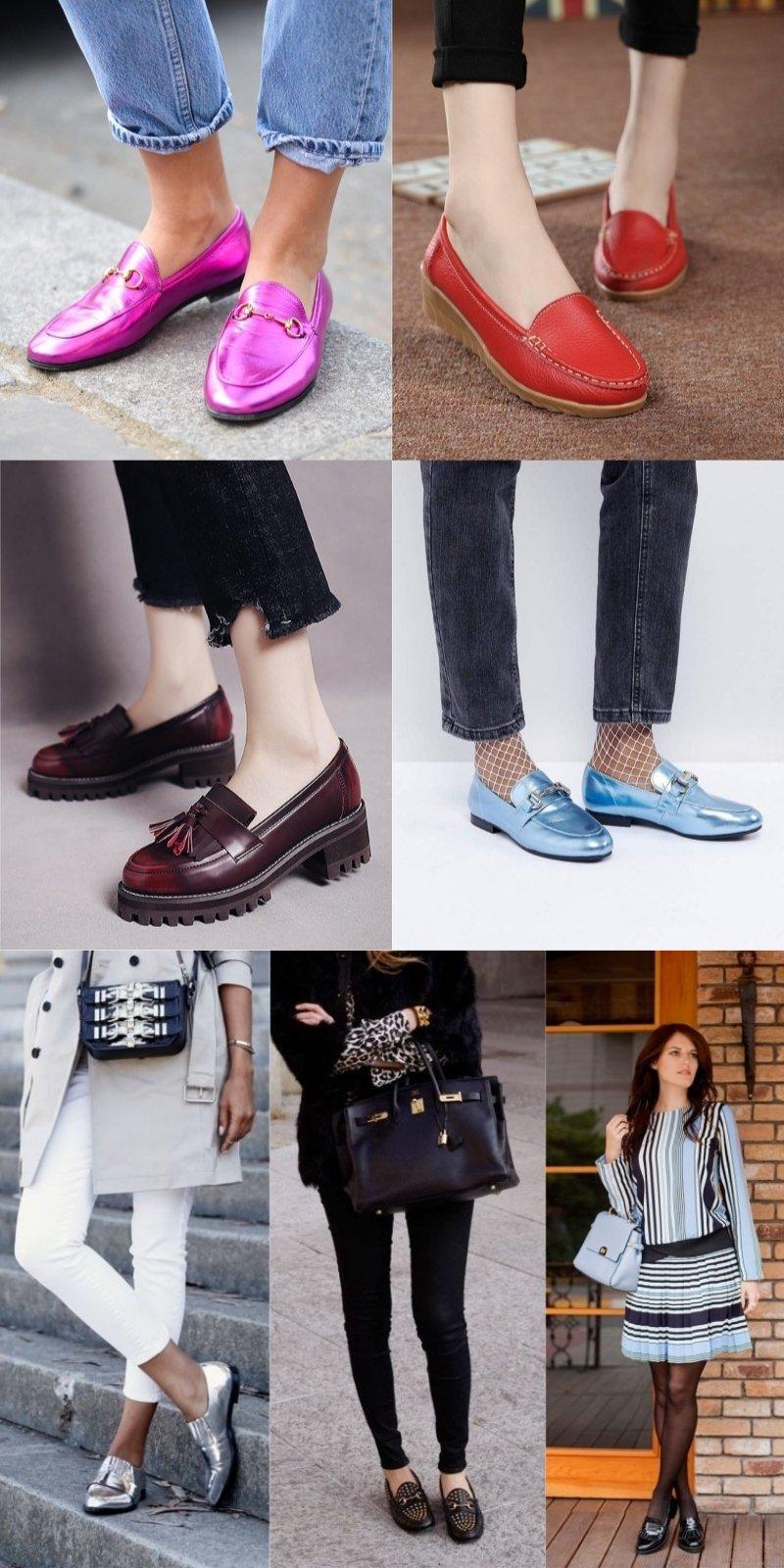 какая женская обувь модна в этом сезоне