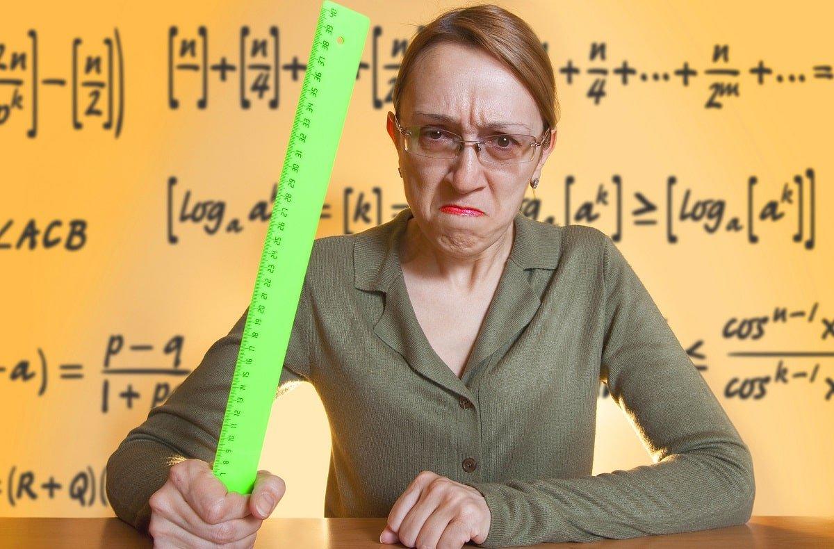 строгий учитель добре або погано