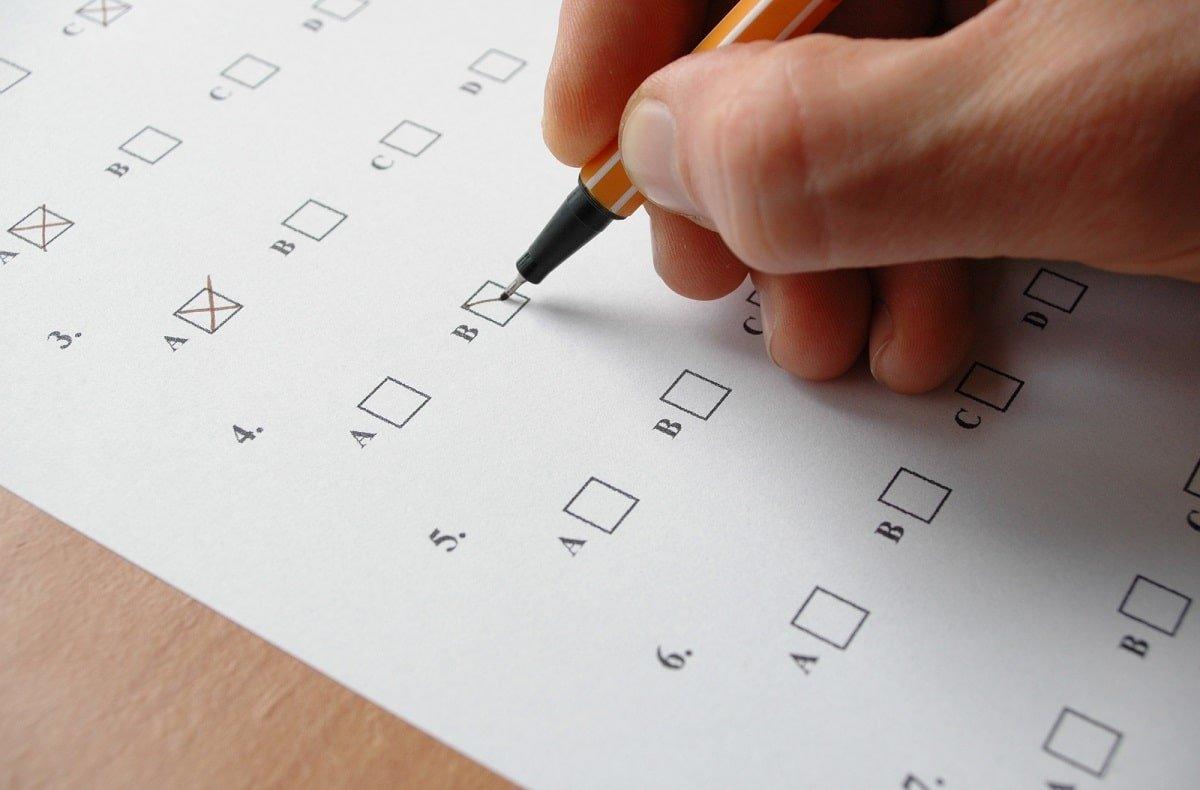 тести шкільні питання