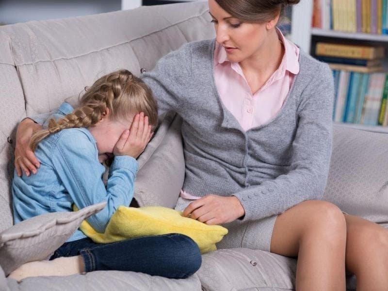 взаимоотношения с ребенком