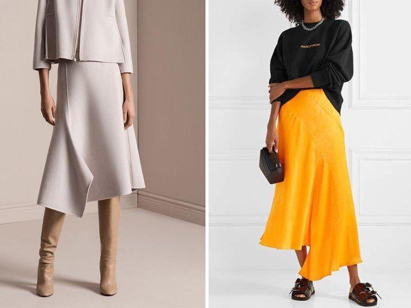 модные юбки 2020 года