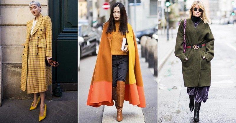 Какие пальто носят зрелые и стильные модницы с наступлением холодов