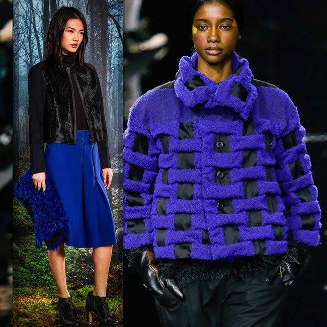 модные цвета 2016 зима