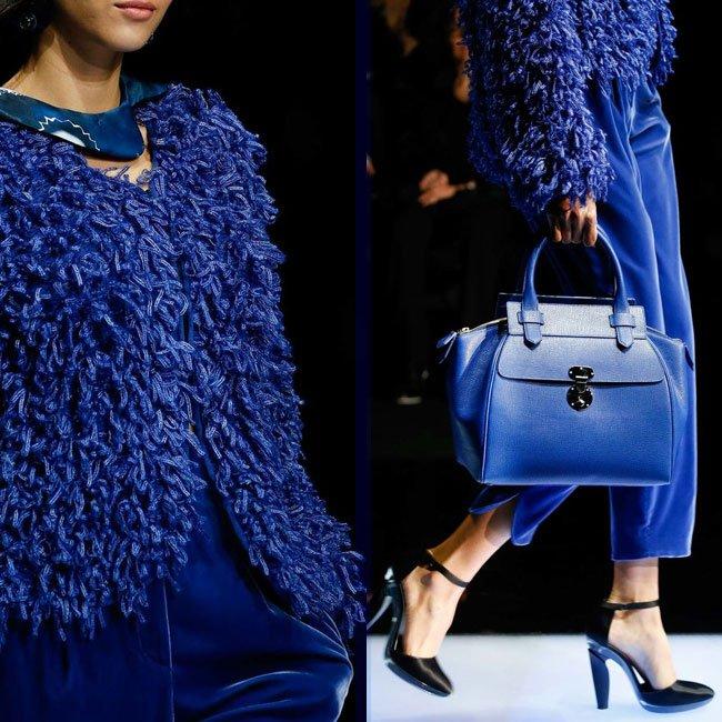 модные цвета 2016 осень
