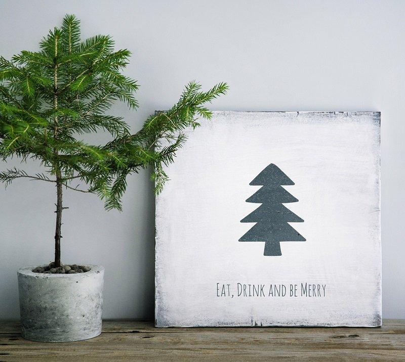Какая должна быть елка