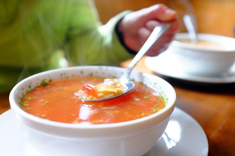 какой суп приготовить летом