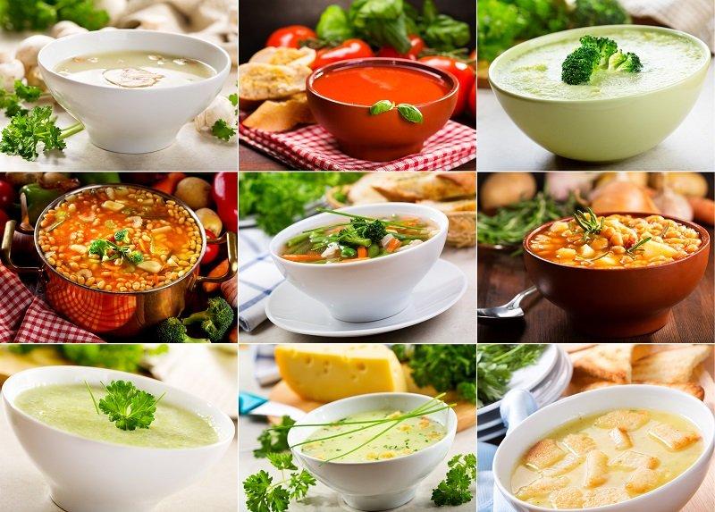 какой суп приготовить сегодня