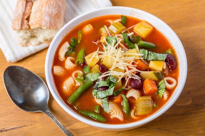 какой суп приготовить гостям