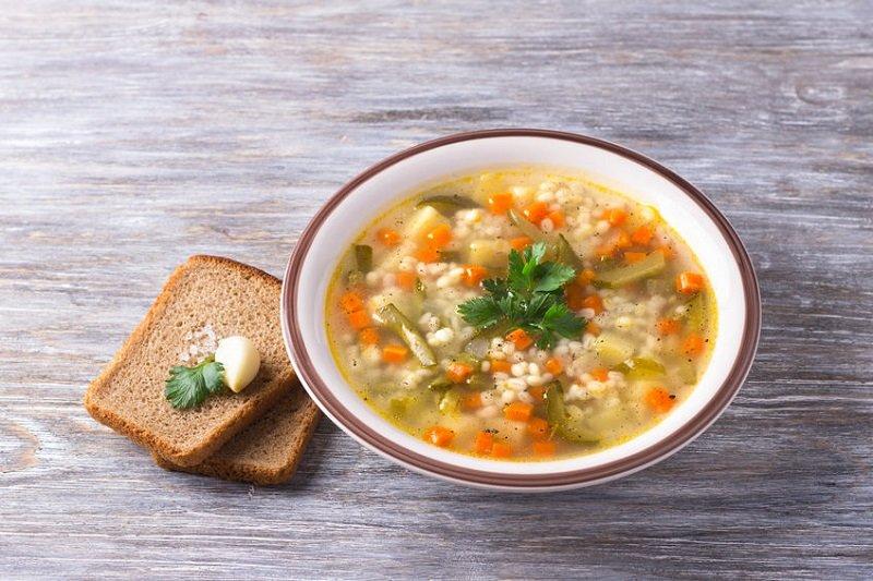 какой суп сварить детям