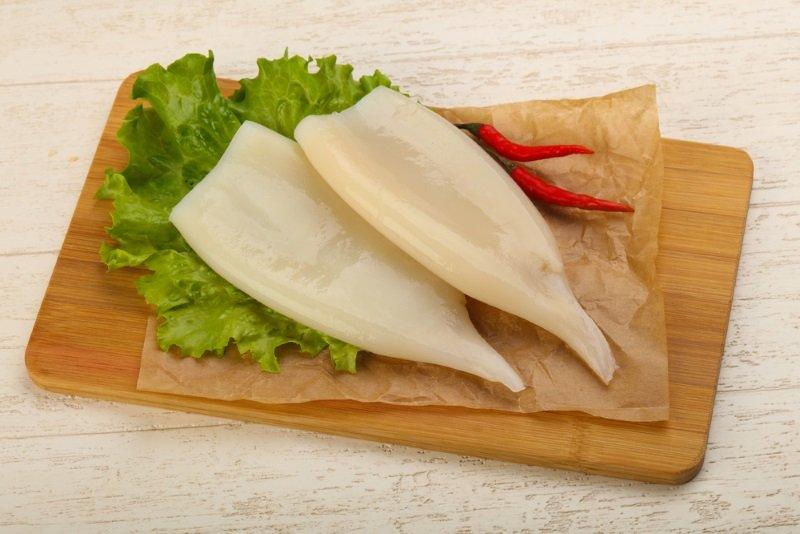 кальмары по корейски рецепт