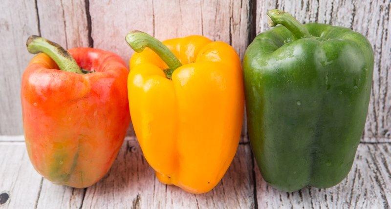 Нутрициолог: «Не выбрасывайте сердцевину болгарского перца!»
