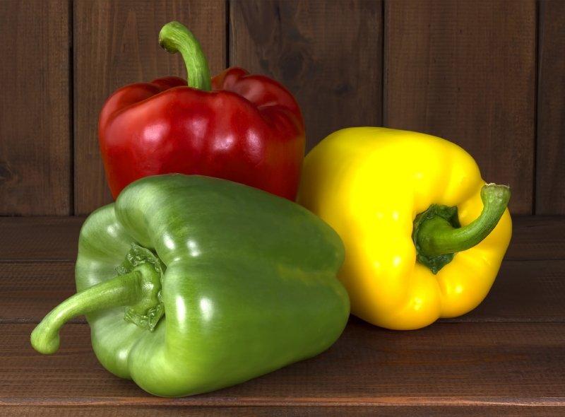 калорийность желтого перца