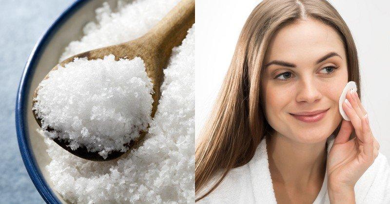 применение соли в лечебных целях