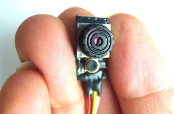 скрытые камеры с мощными аккумуляторами