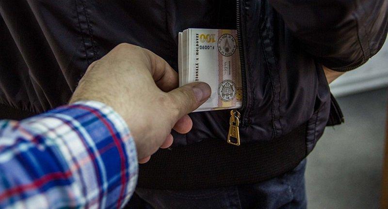 как работают карманники в метро