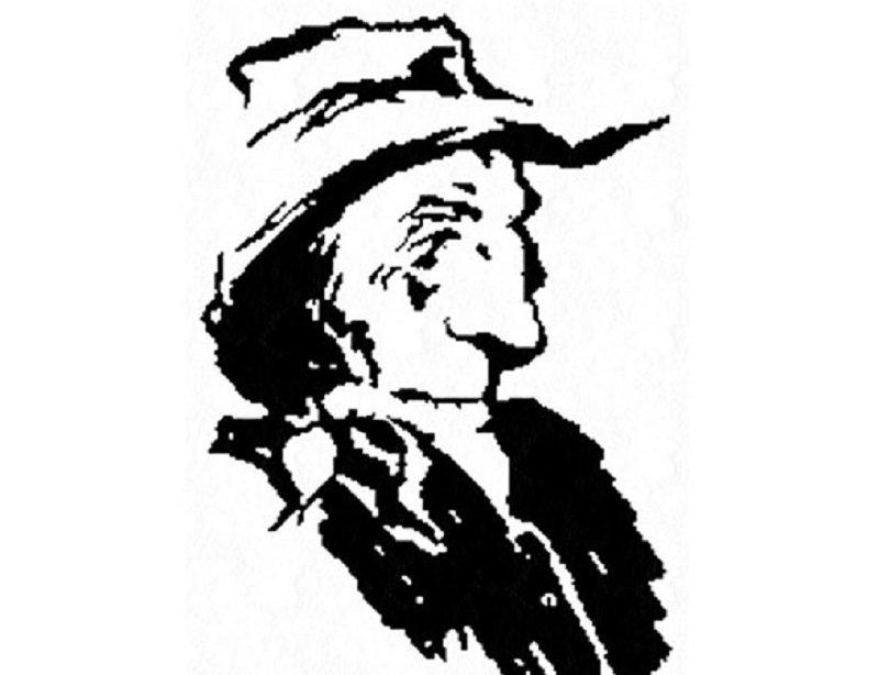 ковбой или старик