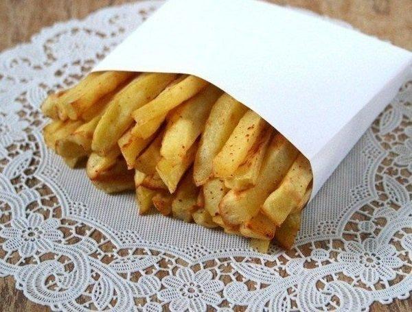 картофель без масла