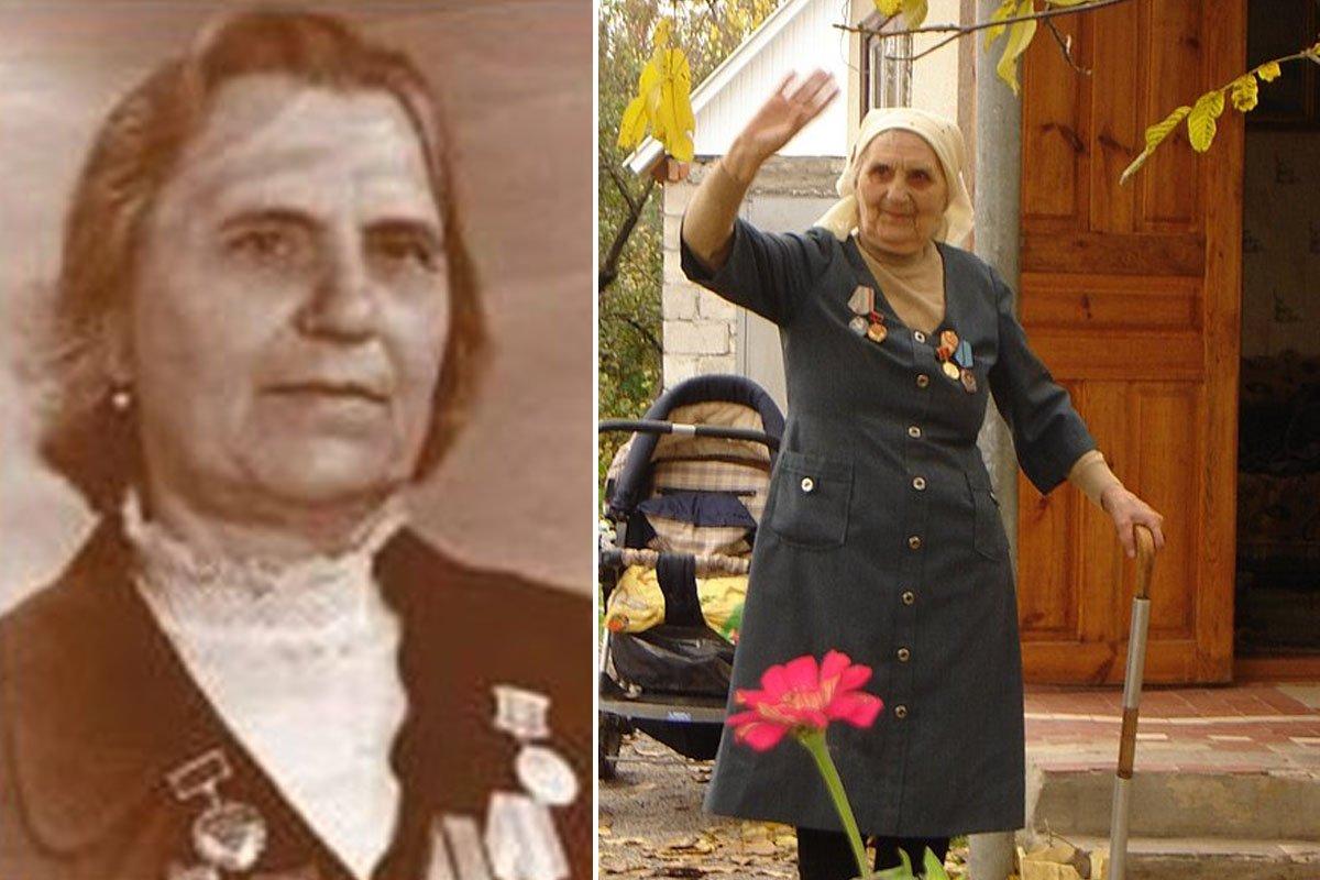 Глафира Дорош