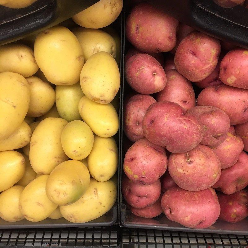 печеный картофель польза или вред