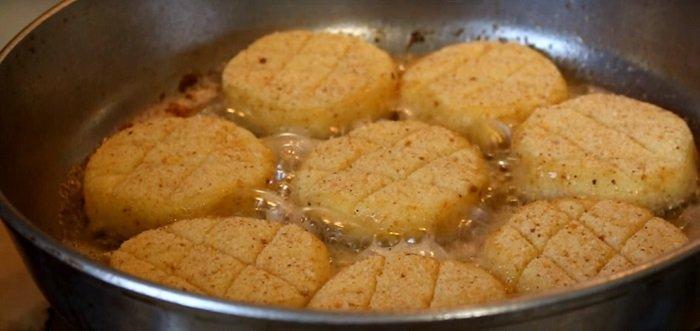 jak gotować kotlety ziemniaczane z serem