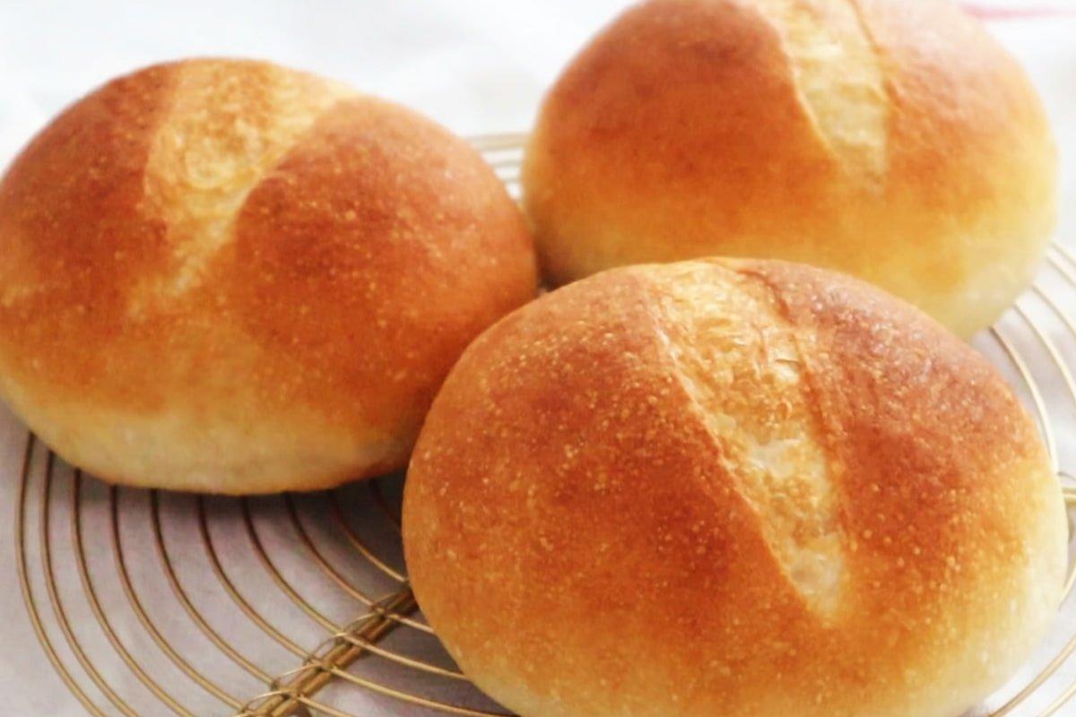 Часто пеку картофельный хлеб, ведь муж в него влюбился без памяти