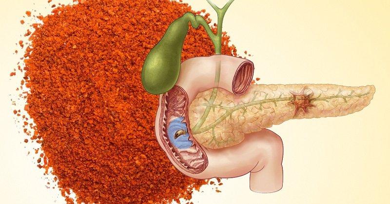 перец и медицина