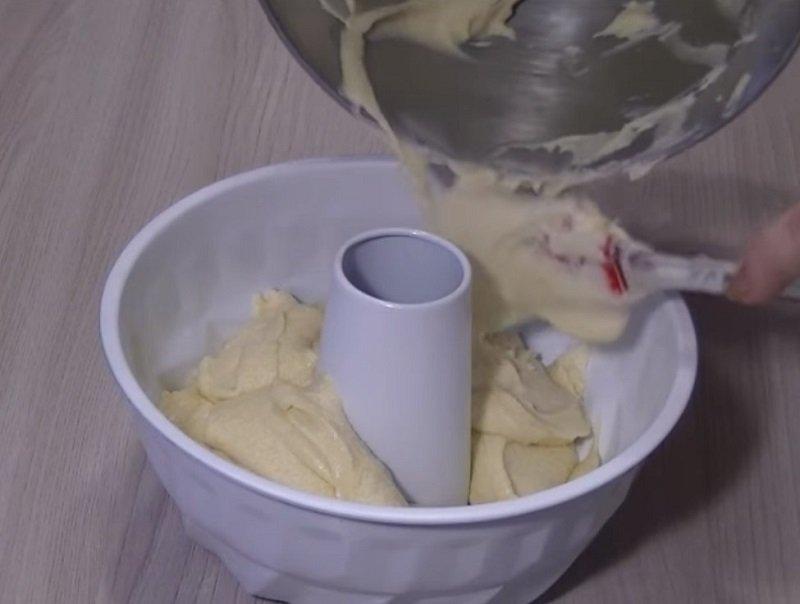 как приготовить кекс по госту
