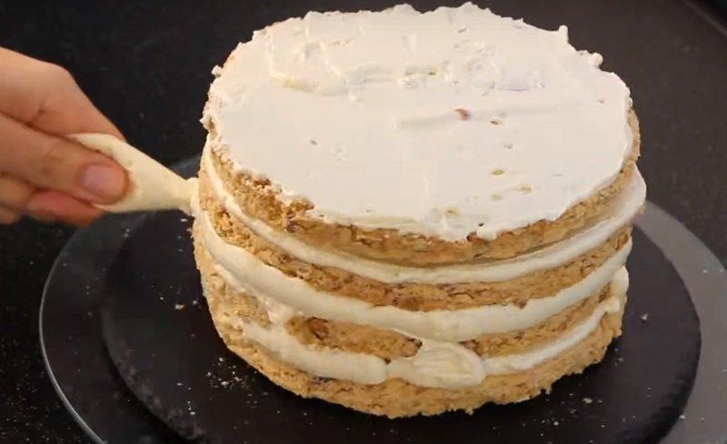 киевский торт дома