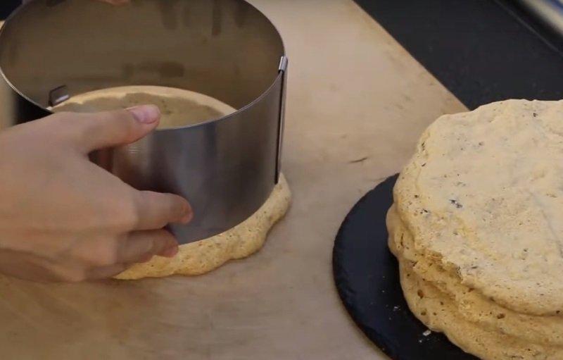 крем в киевском торте