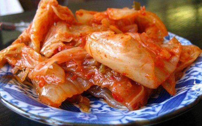 Капуста по корейски кимчи
