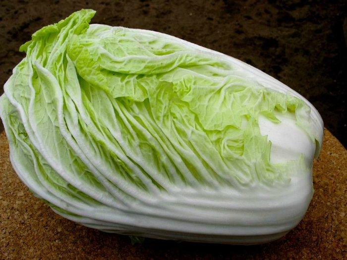 Капуста кимчи из пекинской капусты