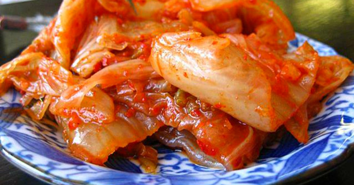 research on kimchi