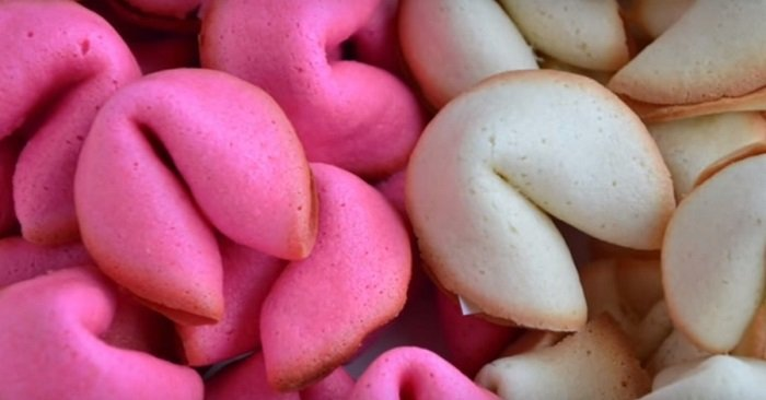 как приготовить печенье с предсказаниями