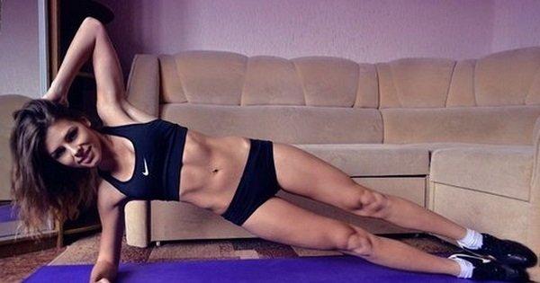 Упражнение планка: точка отсчета на пути к идеальному телу. Худей вместе с нами!