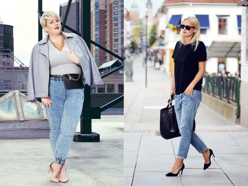 классический стиль одежды женщины