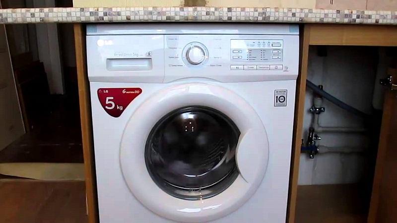 коды ошибок стиральных машин