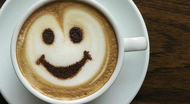 Кофе делает людей счастливыми