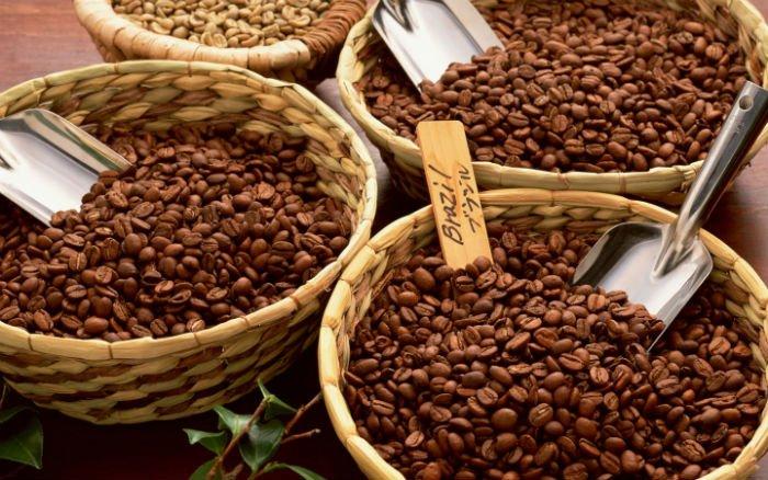 мешки с кофе